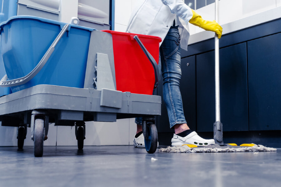 4 Reasons Your Employees Should Not be Doing Janitorial Work
