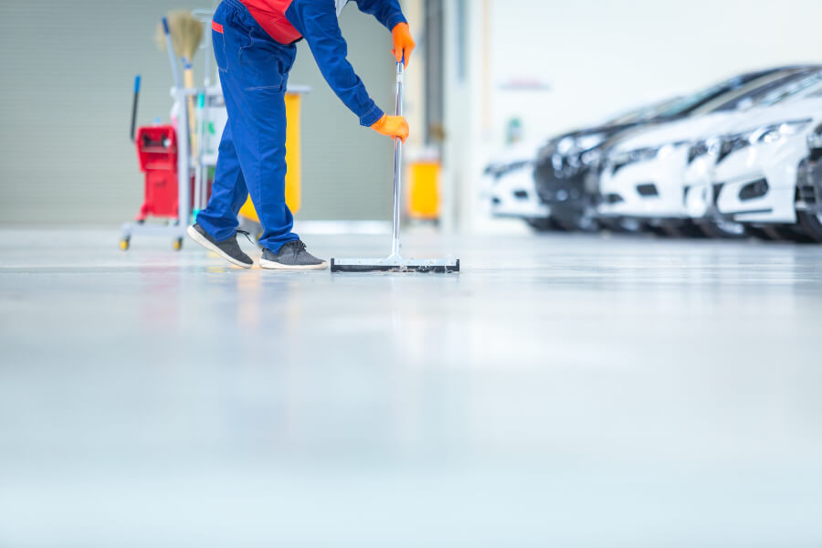 What it Means to Strip, Seal, and Wax Floors